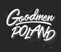 Turns to Poland Goodmen Poland